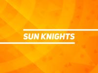Sun Knights Banner