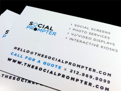 Dribs socialprompter cards