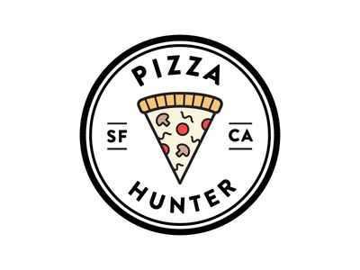 Pizza Hunter logo