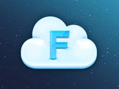 CloudFont icon