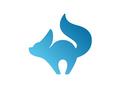 Fenec Logo logo fenec illustration
