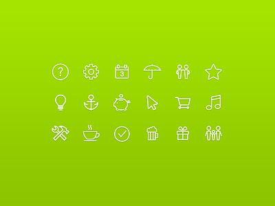 Air Bank Icon set bank icon set glyph ios7 iphone