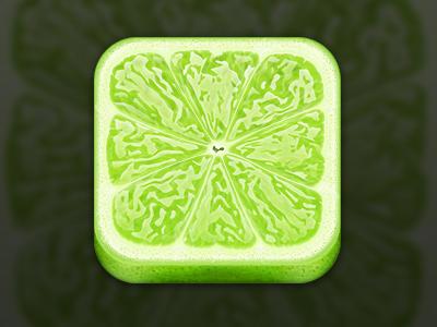 Lime Icon icon lime ios