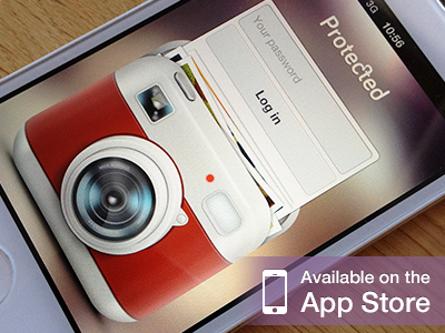 Protected is finally alive! protected app iphone ios camera lock