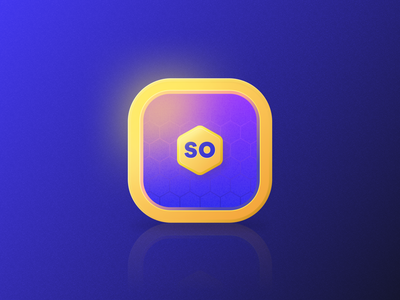 App icon exploration soccer gold gamification crypto currency app mobile app icon ui design crypto