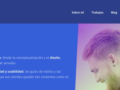 Designing my new portfolio web design design ux web portfolio