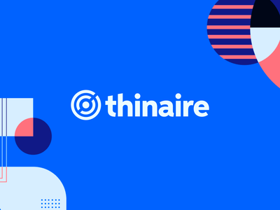 ThinAire - Branding pattern texture logo system digital commerce ecommerce contactless fintech tech logo branding