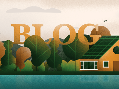 Green House Initiative - Blog Header