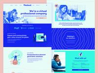 Weskout - Landing Page
