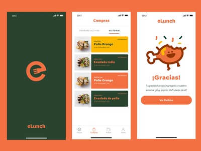eLunch - App redesign
