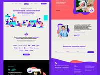 The Lab Studio - Landing Page
