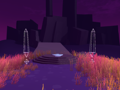 VR Scene Design
