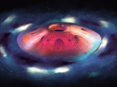 Drum of the Cosmos