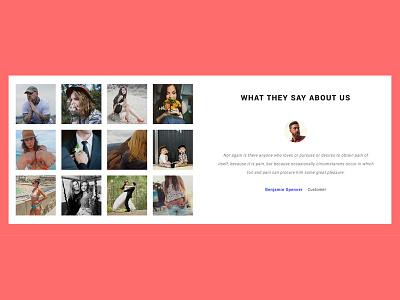 About us rose comment signature avatar instagram photo desktop web