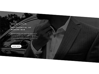 Fashion web polygone suits man site web fashion polygone