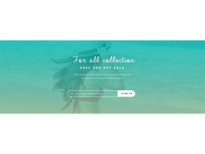 For all collection bikini beach girl holiday newsletter sale off save fashion collection