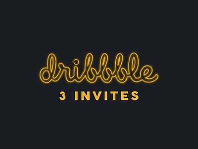 Dribbble invites invite invitations invitation dribble invites