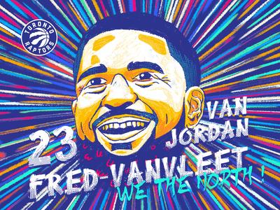 VanVleet-Toronto Raptors