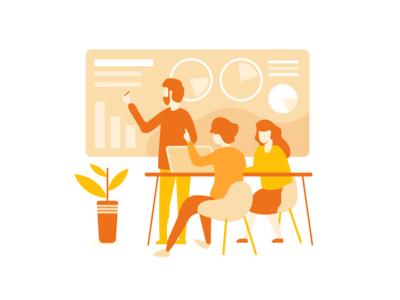 Meeting illustrarion