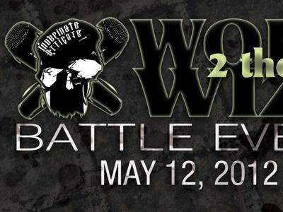 Word 2 The Wize Final 1 battle event organik kap kallous