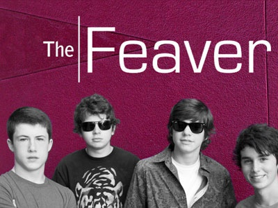 The Feaver - Whiskey A Go Go flyer free throw