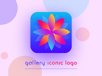 Gallery Iconic Colorfull Logo
