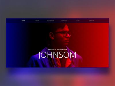 Creative Portfolio Website