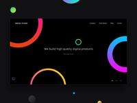 Creative Digital Agency Website