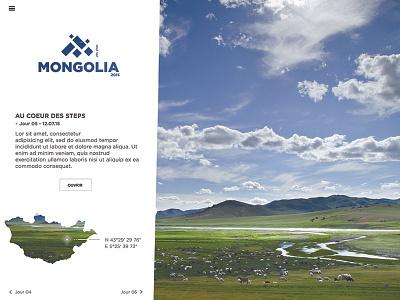 Travel Blog Mongolia