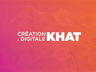 KHAT - création digitale web design logo