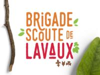 Logo Brigade scoute de Lavaux