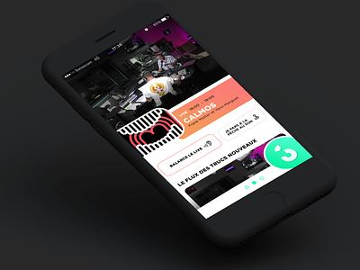 Couleur 3 - radio couleur 3 test app ios radio