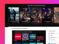 Swiss public service audiovisual company content