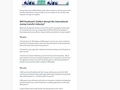 Blog article startup swiss flat monito minimal webdesign news article ux ui