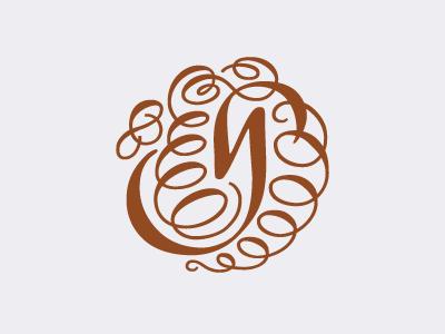 N— S— Monogram