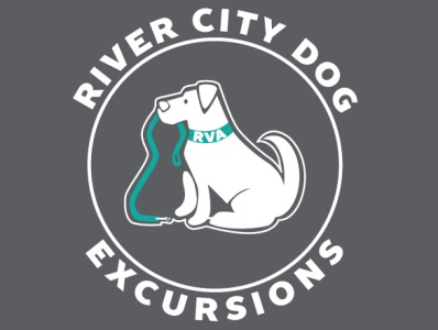 River City Dog Excursions Logo rebrand