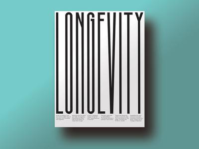 Longevity Poster