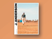 J. Anderson Poster