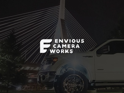 Envious Camera Works Identity
