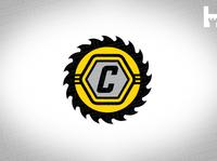 Construction Company Vector Logo Set