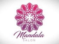 Logo Template - Mandala Salon Studio