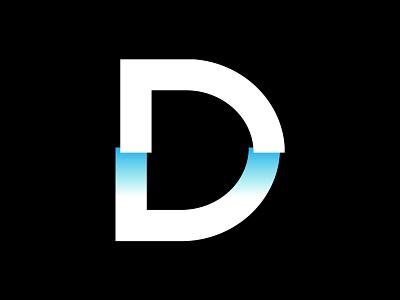 Disdays logo black concept design web icon typography branding illustration logo