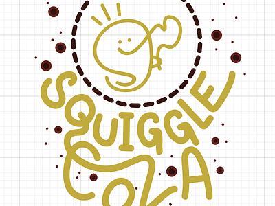 Squiggle Cola design