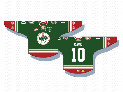 Swift Current Broncos Teddy Bear Toss Jersey