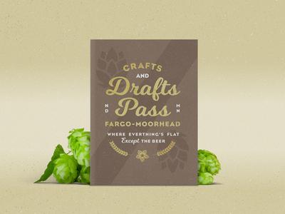 Crafts & Drafts Pass