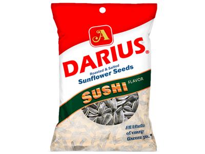 Atlanta FX: Sushi Sunflower Seeds