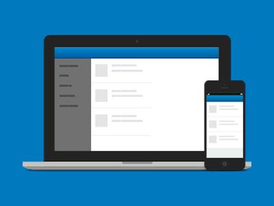 Wireframe illustration icon wireframe web macbook ios device layout