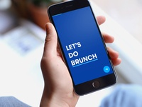 Let's Do Brunch - App Prototype