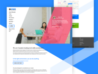 Bitmaker Labs - Landing page