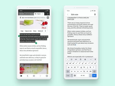 Vivaldi Browser for Android darkmode mobile mobile app mobile ui android app design web webbrowser android app android ui design browser vivaldi